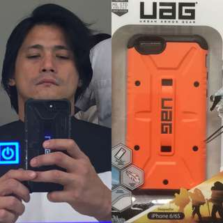ORIGINAL UAG CP CASE FOR IPHONE 6/6s