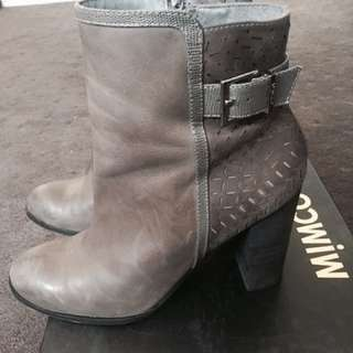 Mimco Ankle Boot / size 8