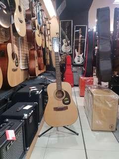 Gitar Cort AD-810-12E-OP Bisa Credit Promo Bunga 0% Dp 0%