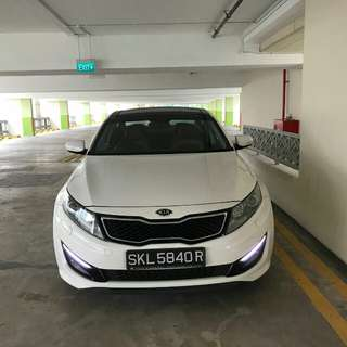 KIA OPTIMA K5 2.0(A) 2012 SUNROOF