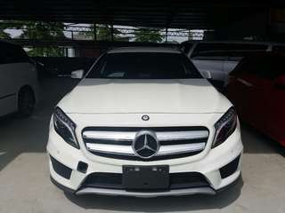 3-Years Free Warranty Mercedes-Benz GLA250 2.0 AMG 4MATIC