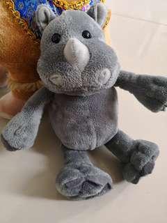 Stuff Toy - Rhinoceros
