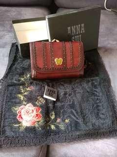 Anna Sui 銀包