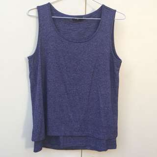 Women's Top with Waterfall Back - XS/S