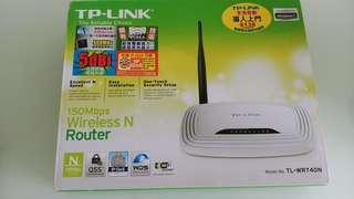 TP-LINK ROUTER TL-WR740N
