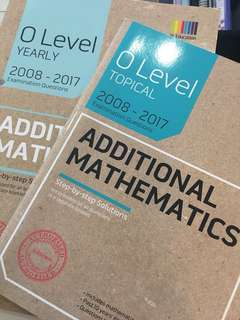 additional mathematics TYS