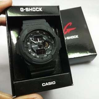Gshock GA 150 Full Black