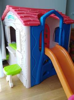 Grow'N up - Wriggle 'N Slide Playhouse