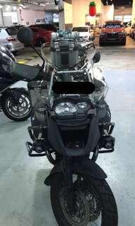 R1200 GS ADV 2013 (Triple Black edition)