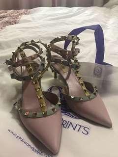 Valentino kitten heels
