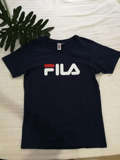 Authentic Fila Shirt
