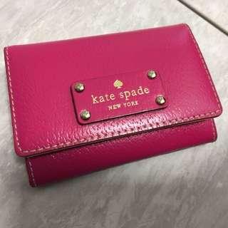Kate Spade Card Holder/ Coin Bag (卡/散紙包)
