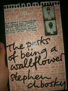 Novel: The Perks of Being a Wallflower