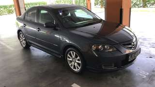 Mazda 3 for rent (hari raya special offer)