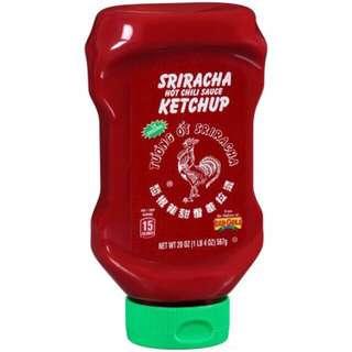 Huy Fong Ketchup Sriracha Sauce 567g