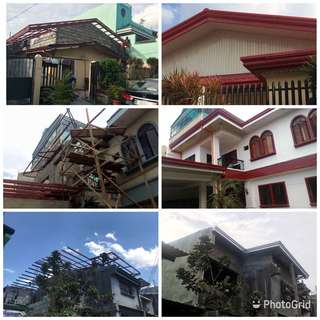 Engineer Roofing Renovation Fabrication Stainless