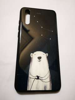 Cute polar bear Huawei P20 phone case