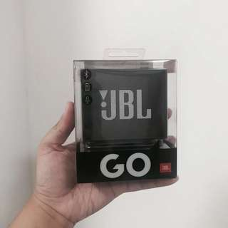 JBL GO Bluetooth Speaker (Black)