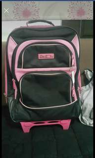 Original Hawk Trolley Bag Pink (free SF)