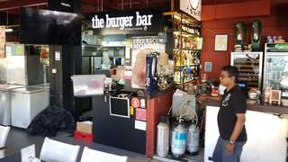 The Buger bar ( For take over)