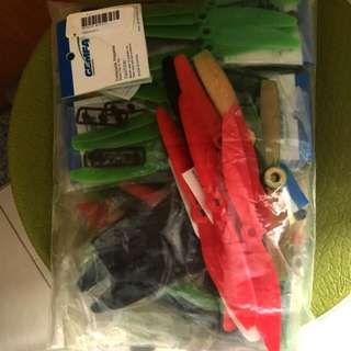Props for RC Quadcopter and planes  comes in box