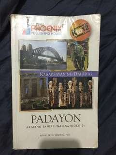 PADAYON for Jhs