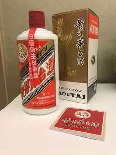 貴州茅台 53% 2018