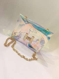Hologram Sling Bag