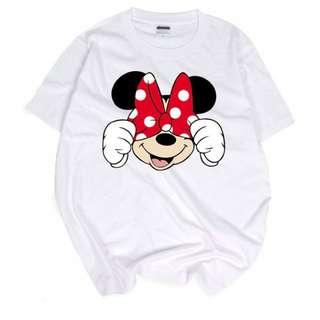 {PO} Peekaboo minnie t-shirt