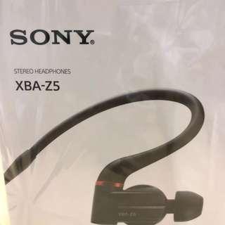 Sony XBA Z5