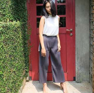Fleur Pants (celana kulot murah) / basic culottes