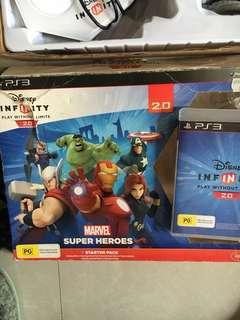 PS3 Disney Infinity