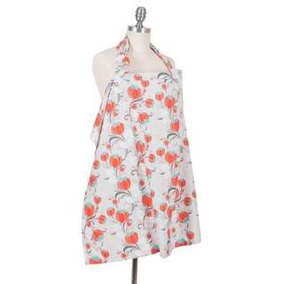 Bebe Au Lait Nursing Cover - organic cotton