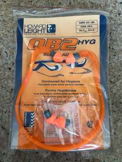 Howard Leight Hearing Protection