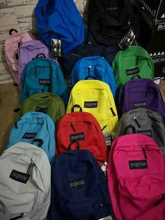 Jansport Backpack Authentic limited only