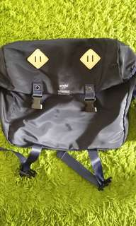 Anello Messager Bag (Navy Blue)