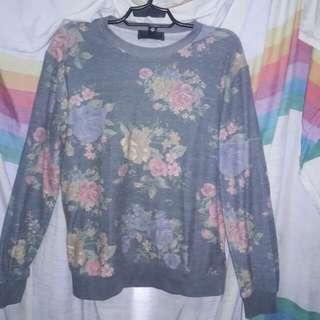 Forever 21 Men Jacket Floral