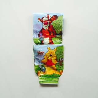 Winnie the Pooh swimming arm floats