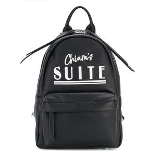 CHIARA FERRAGNI leather backpack