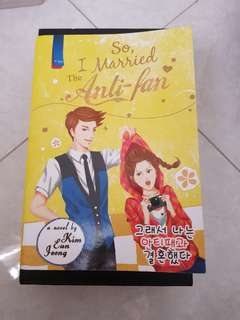 So I Married the Anti-fan by Kim Eun Jeong (Bahasa Indonesia)