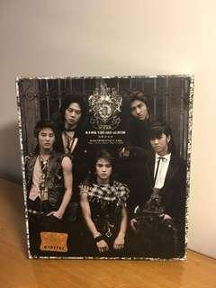 TVXQ 東方神起 [The 3rd Album - 正反合]