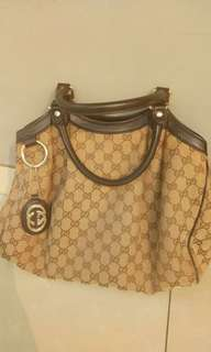 Gucci sukey very good condition