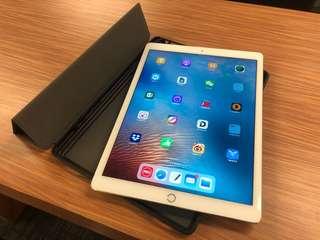 "iPad Pro 12.9"" 32GB 金色 99%新"