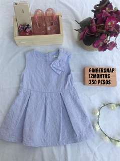 Gingersnap dress