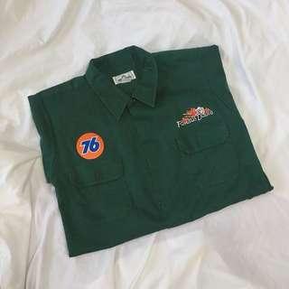 🚚 古著 襯衫 vintage 工作襯衫 work shirts 90s