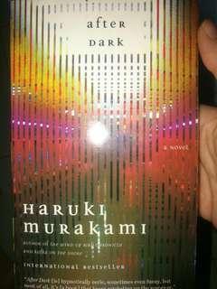 Novel: After dark