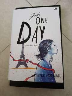 Just One Day (Satu Hari Saja) by Gayle Forman