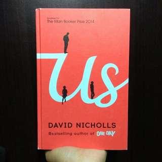 Us by David Nicolls (HARDBOUND)