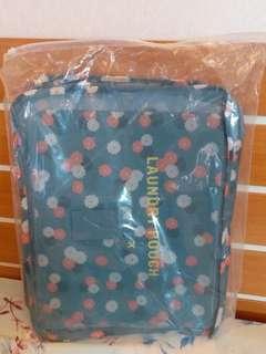 旅行收納袋 (1套6個)