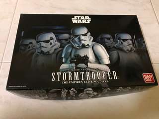 Authentic Star Wars Stormtrooper Model 1/12 Scale
